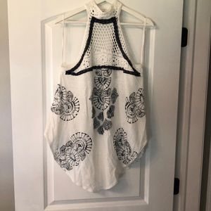 Free People halter top